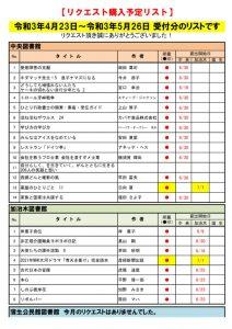 ☆R3.5月選定分(4.23~5.26)のサムネイル